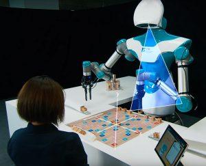 Companion Robot Vision